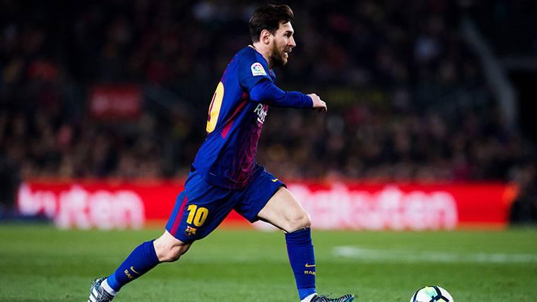 """Maldini alucina con Messi: """"Cada día me deja más flipado..."""""""
