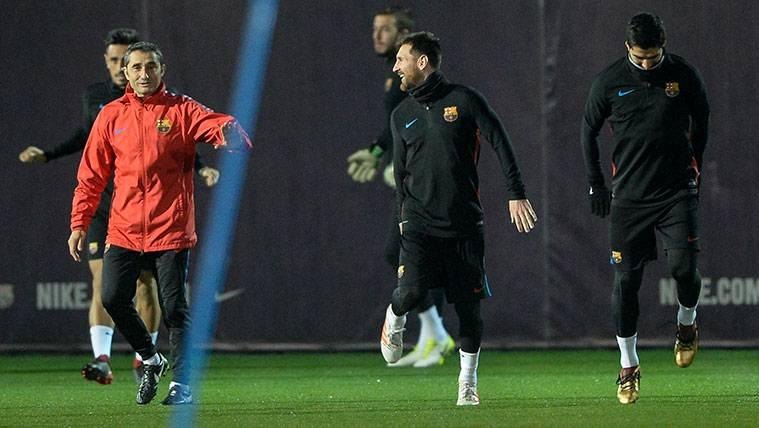 El comentario de Valverde que revela la supremacía de Messi