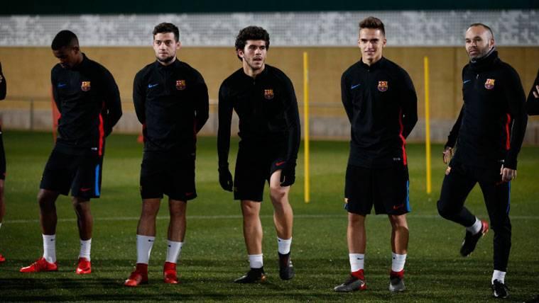 La lesión de José Arnáiz impide que se consolide en el Barça