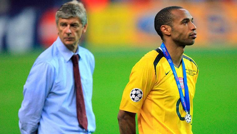 El sueño del Arsenal para el banquillo se llama Thierry Henry