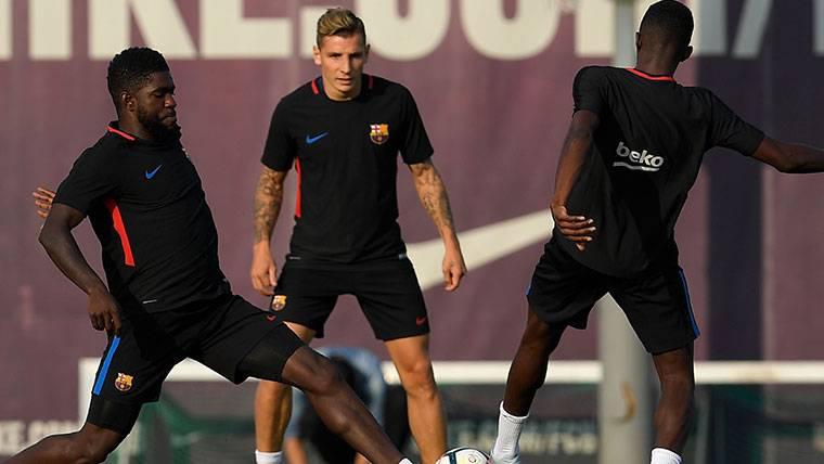 Dembélé, Digne, Umtiti... ¿Clan francés en el Barça con Mbappé?