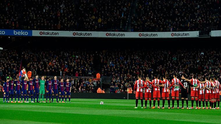 Malestar en el Barça por el calendario entre partido y partido