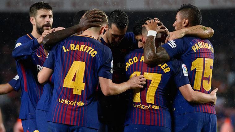 El objetivo más importante del Barça frente a Las Palmas