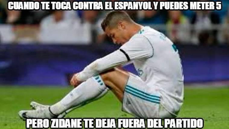 Estos son los mejores 'memes' del Espanyol-Real Madrid