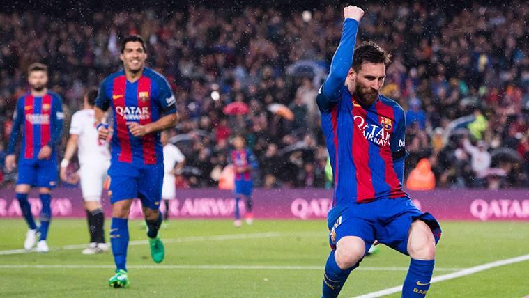 """""""Leo Messi es un jugador extraordinario, ¡no es humano!"""""""