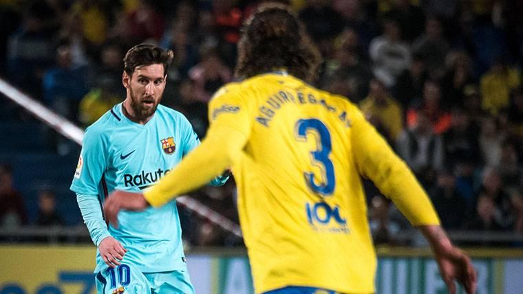Schuster encumbra a Messi y critica la dependencia del Barça