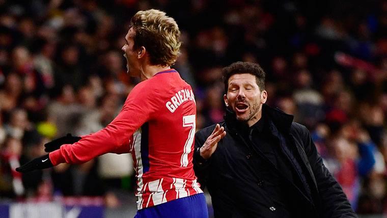 Convocatoria de Simeone para intentar ganar el Barça-Atlético