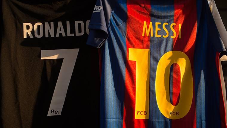 Messi puede dejar en ridículo a Cristiano Ronaldo en 2018