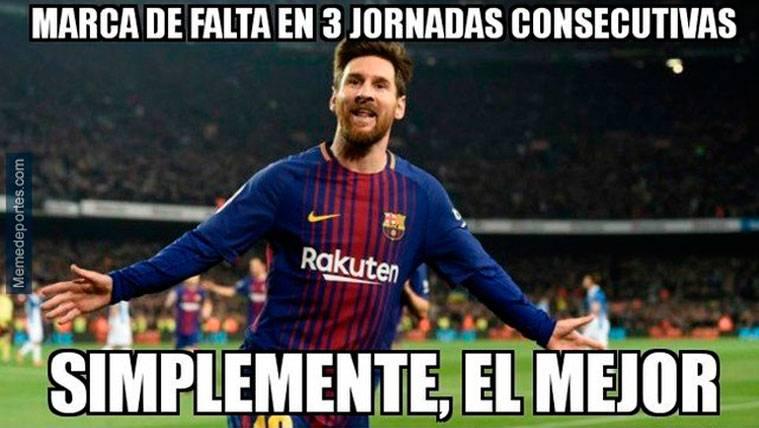 Estos son los mejores 'memes' del FC Barcelona-Atlético