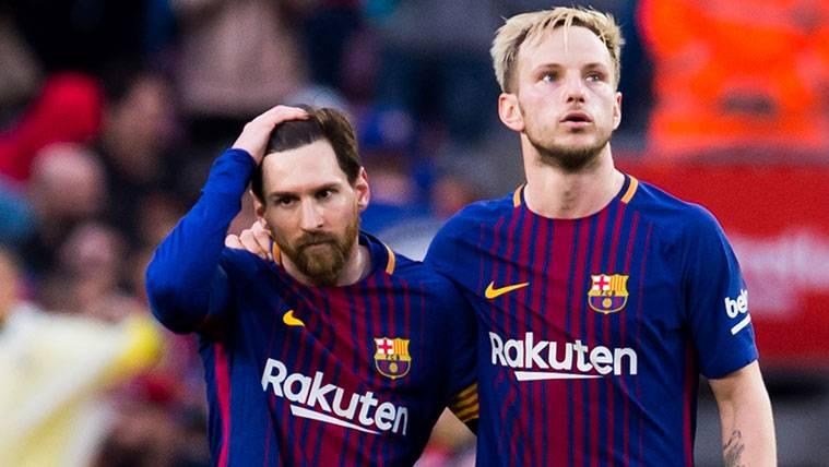 Rakitic y Valverde, una conexión provechosa para el Barça