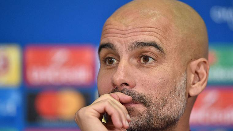 Guardiola reconoce que el Barça es superior al Manchester City