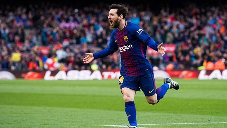 """""""Messi ni siquiera necesita correr, elige el momento adecuado"""""""