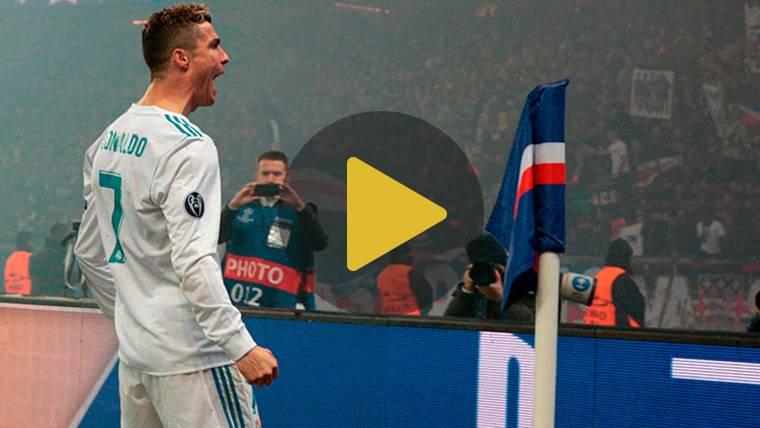 El Madrid elimina al PSG y pasa a cuartos de Champions (1-2)