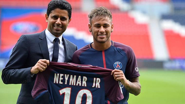 Neymar Jr... ¡Qué mala elección cambiar al Barça por el PSG!