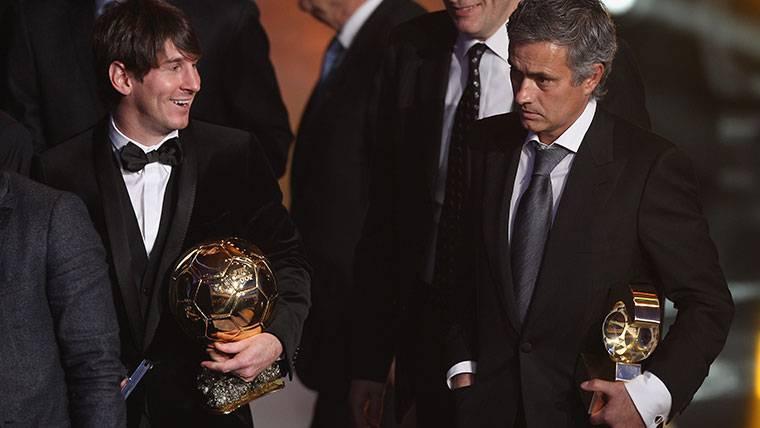 ¡Mourinho cobrará más que Messi durante el Mundial 2018!