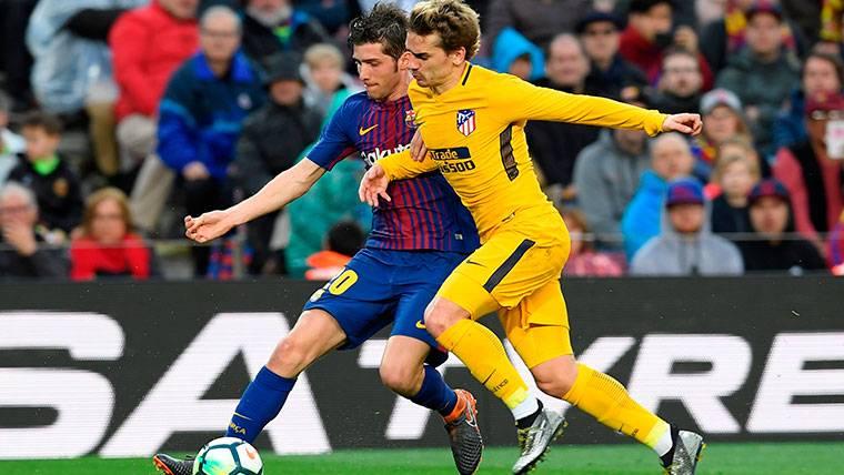 Más facilidades para que Griezmann fiche por el Barcelona
