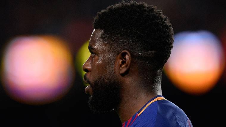 El Manchester United no se olvida del fichaje de Samuel Umtiti