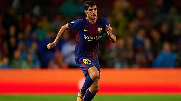 La Champions y Semedo pueden devolver a Sergi Roberto al centro del campo