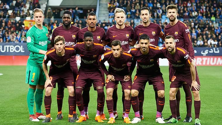 Un buen FC Barcelona: Hay equipo más allá de Leo Messi