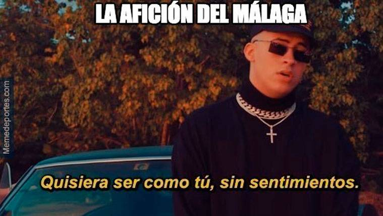 Estos son los mejores 'memes' del Málaga-FC Barcelona