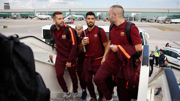 El Barça tiene un problema con la próxima gira de pretemporada