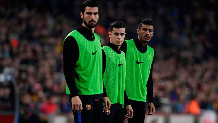 Valverde revela cómo triunfará André Gomes en el Barcelona