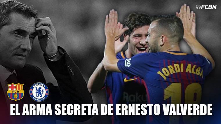 Los laterales, el arma secreta de Valverde contra el Chelsea