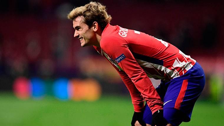 Griezmann tiene sitio en el Barça... ¿Pero dónde jugaría?
