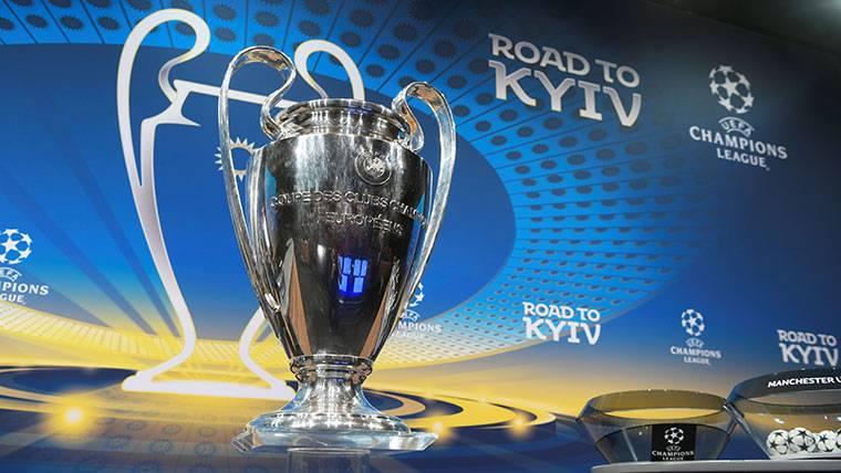 Horarios y TV del sorteo de cuartos de final de UEFA ...