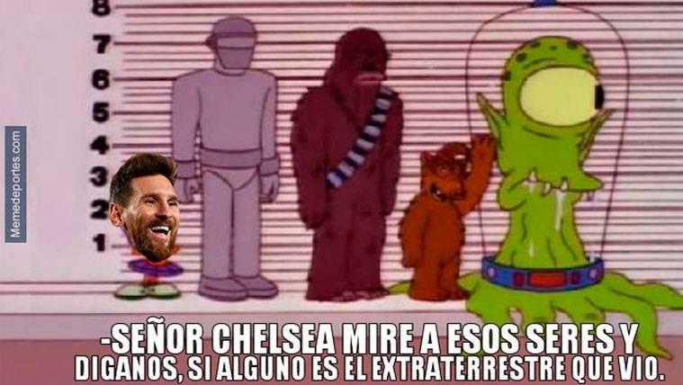 Estos son los mejores 'memes' del FC Barcelona-Chelsea