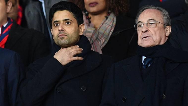 Florentino Pérez ya se habría reunido con el padre de Neymar