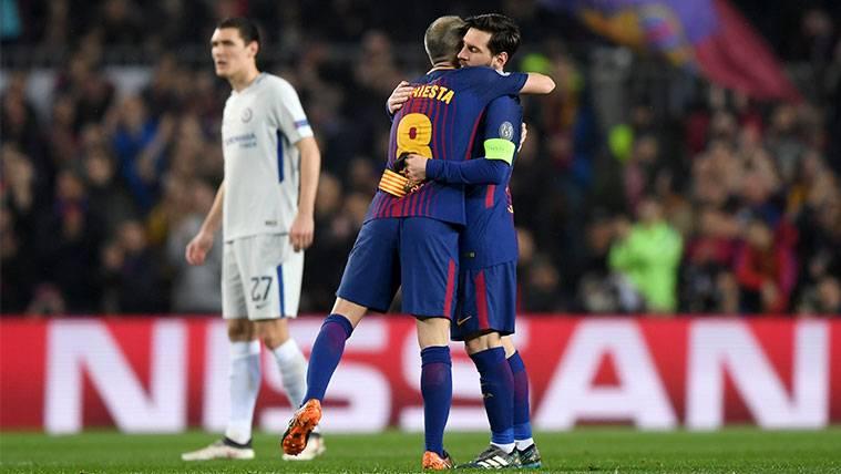 Las tres opciones del FC Barcelona si Andrés Iniesta se marcha en verano