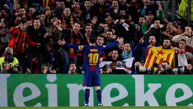 Mensaje motivador de Leo Messi tras la victoria en el Camp Nou