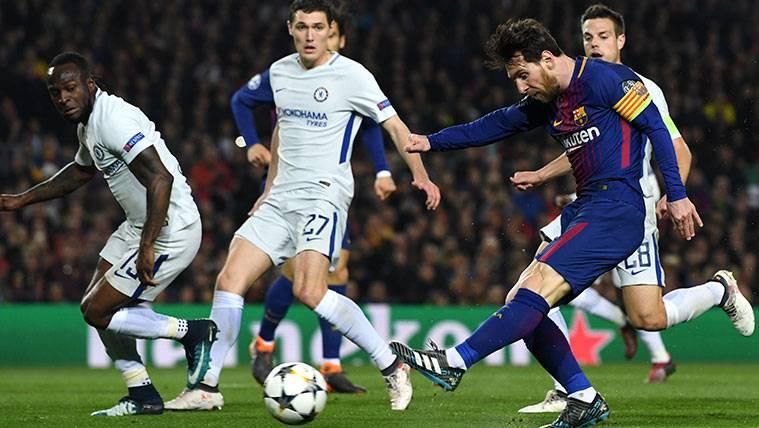 El hijo de Mourinho justifica el recital de Messi, ¡apuntando al Real Madrid!