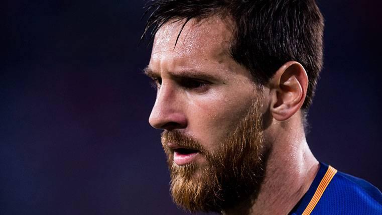 """""""Messi ha tenido que sufrir mucho, y eso le ha hecho más fuerte"""""""