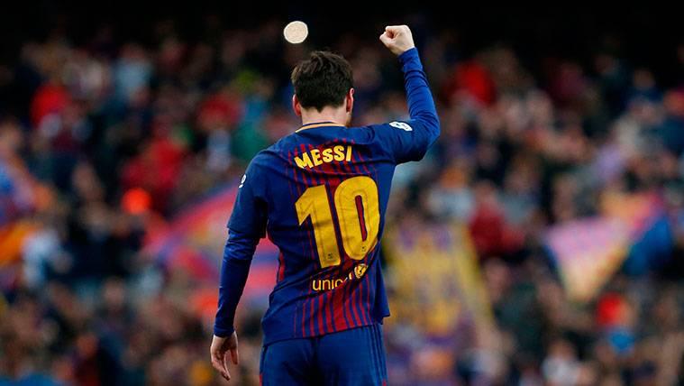 """""""Messi es el mejor futbolista de 2018 pase lo que pase en el Mundial o en la Champions"""""""