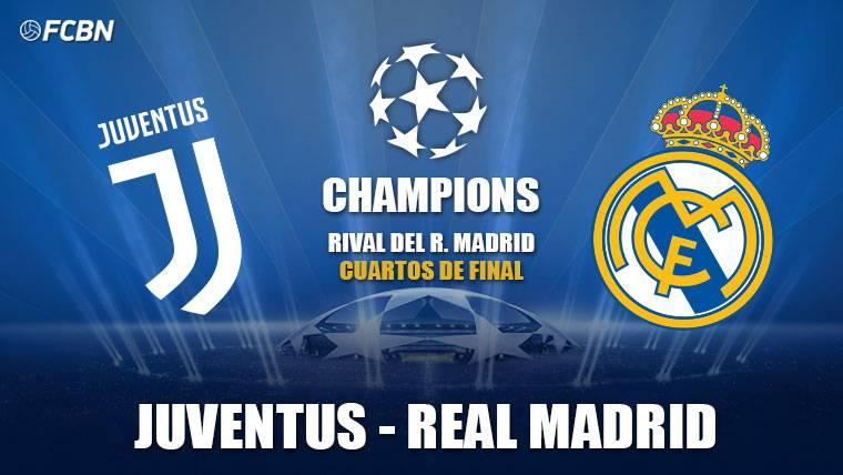 El Real Madrid se las volverá a ver con la Juventus en cuartos de Champions