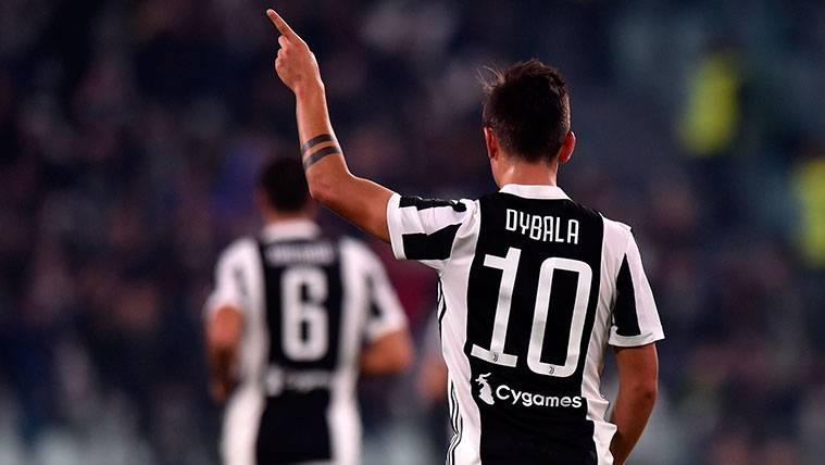 """La Juve se fía a Dybala, que puede """"marcar la historia del fútbol mundial"""""""
