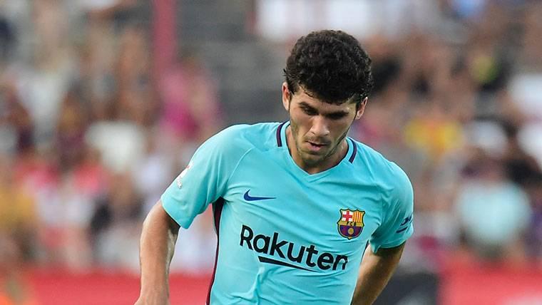 Carles Aleñá, ante una oportunidad inesperada de hacerse un hueco en el Barça