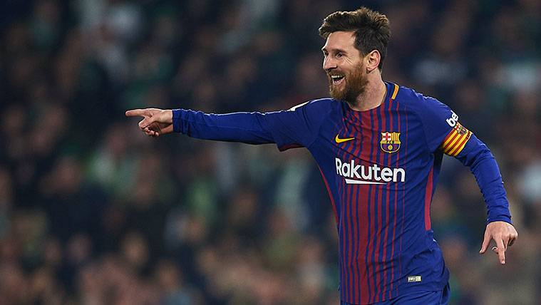 El Chelsea convierte a Leo Messi en el mejor jugador de la semana en la Champions
