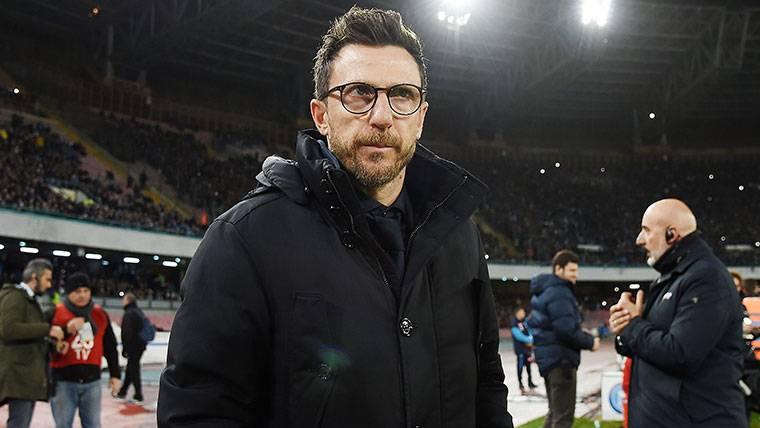 """Messi y el Barça, """"los mejores"""" para el técnico de la Roma"""