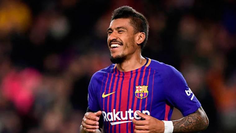 Paulinho se sincera tras haber cumplido su sueño en el Barça