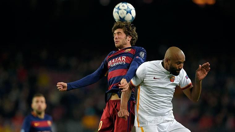 El mayor de los terrores de la Roma frente al Barça en Champions