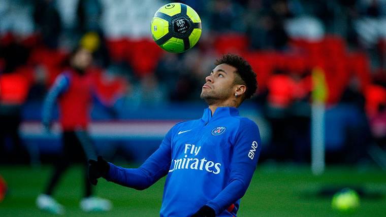 ¡Neymar habría pedido un aumento para seguir en el PSG!