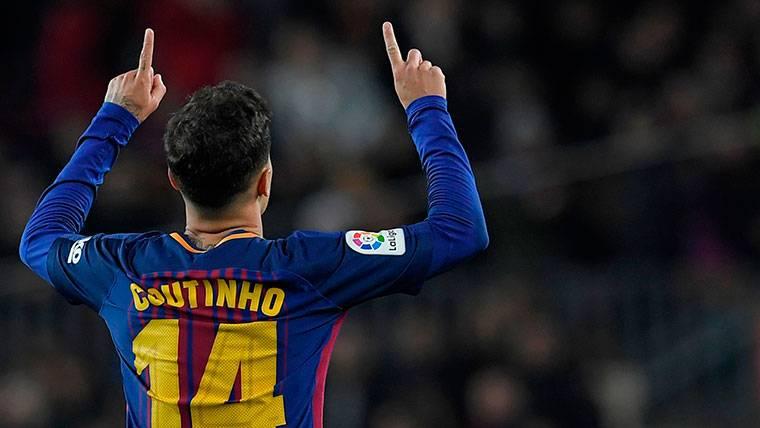 Ernesto Valverde aclara sus planes con Philippe Coutinho