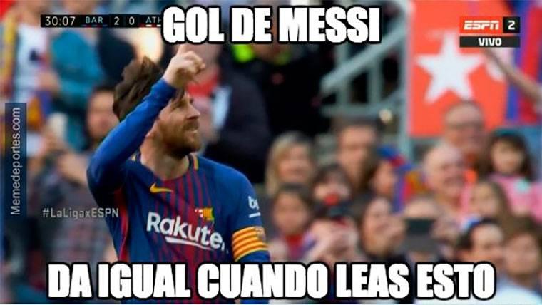 Estos son los mejores 'memes' del FC Barcelona-Athletic Club