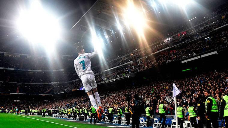 Cristiano Ronaldo 'calienta' la clasificación de la Bota de Oro