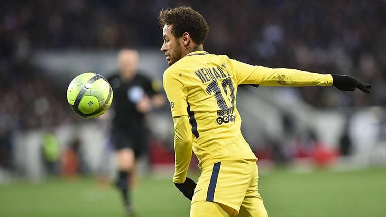 Desmentido del PSG sobre la supuesta petición de Neymar