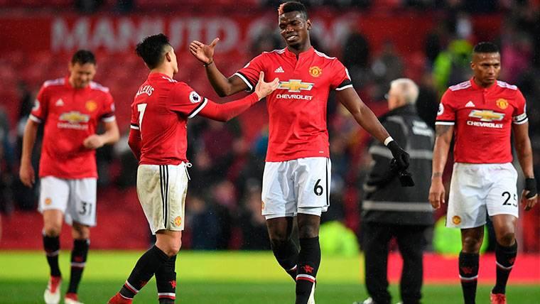 La 'limpieza' del Manchester United puede afectar a Pogba