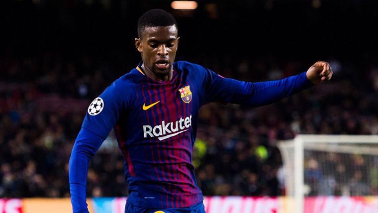 Nelson Semedo, el fichaje del Barça para el final de temporada